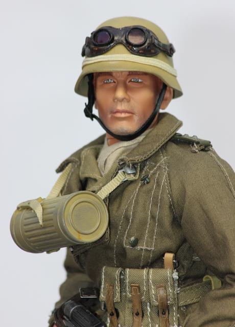 1:6 BBi Elite Force Oberfeldwebel Johan Jergens